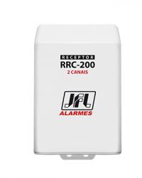 Detalhes do produto Receptor  RRC-200 JFL Alarmes