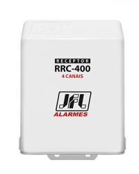 Detalhes do produto  Receptor  RRC-400 - JFL Alarmes