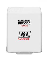 Detalhes do produto Receptor  RRC-500 JFL Alarmes
