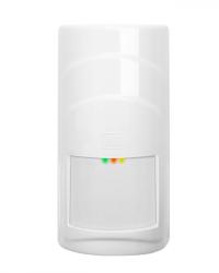 Detalhes do produto  Sensor Infravermelho Passivo  Com Fio  Dual Tec-550 - JFL Alarmes