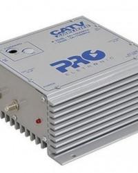 Detalhes do produto AMPLIFICADOR DE POTÊNCIA PROELETRONIC PQAP-6350 35DB 1V-1GHZ - PRO ELETRONIC