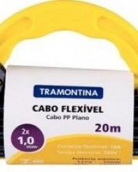 Detalhes do produto EXTENSÃO DE CABIDE DIAMETRO 1,0 MM² - 20M - TRAMONTINA