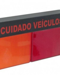 Detalhes do produto D251 - SINALIZADOR LED PISCA PISCA - DECIBEL