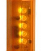 D244 - MINI STROBO 12 V / 24 V BAIXO CONSUMO - DECIBEL