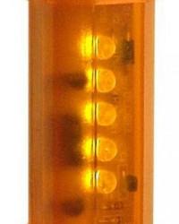 Detalhes do produto D244 - MINI STROBO 12 V / 24 V BAIXO CONSUMO - DECIBEL