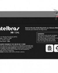 Detalhes do produto BATERIA DE CHUMBO-ÁCIDO 12 V/6 AH – XB 12AL - AUTOMATIZA