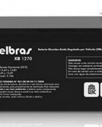 Detalhes do produto BATERIA DE CHUMBO-ÁCIDO 12 V/7 AH – XB 1270 - AUTOMATIZA