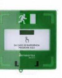 Detalhes do produto ACIONADOR DE EMERGÊNCIA REARMÁVEL – AS 2010 - AUTOMATIZA