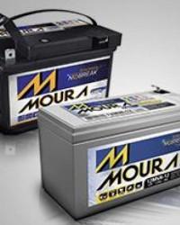 Detalhes do produto BATERIA ESTACIONARIA 12V 80AH NOBREAK - MOURA