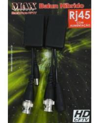 Detalhes do produto ALUN MAX POWER RJ45 CD - CÂMERA / DVR
