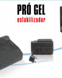 Detalhes do produto PRÓ GEL ESTABILIZADOR - UPSI 300 VA